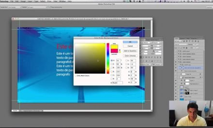 Curso de Photoshop #7 TEXTO – Text Tool – Tutorial Photoshop Online