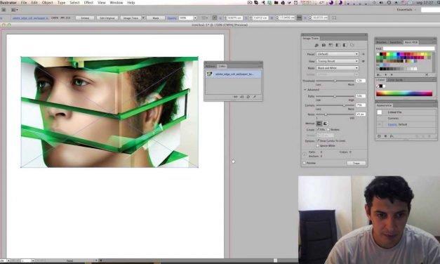 Curso de Illustrator #9 IMPORTAR ou EMBUTIR uma imagem – Entenda a diferença