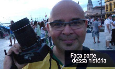 O GIGANTE ACORDOU – Video Clipe da Manifestação e Passeata em Belém – Acorda Brasil