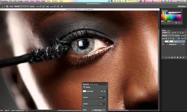 COMO MUDAR COR DOS OLHOS NO PHOTOSHOP? Método Profissional Avançado – Tutorial de Photoshop CC