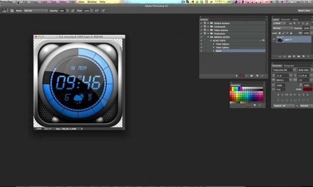 Curso de Photoshop CC #19.1 AUTOMATE BATCH – Automação e Agilidade no Photoshop