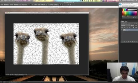 Curso de Photoshop CC #20 PUPPET WARP – Distorçoes Orgânicas e inteligentes no Photoshop