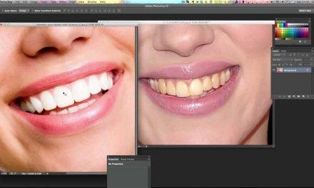 COMO CLAREAR OS DENTES NO PHOTOSHOP – Método Profissional – Tutorial de Photoshop CC