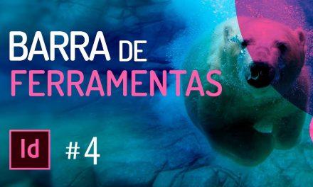 Curso de INDESIGN CC #04 TOOLs – Barra de Ferramentas do INDESIGN