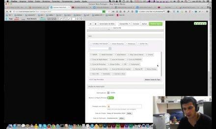 Como fazer postagem no Blog do TutorialMaster