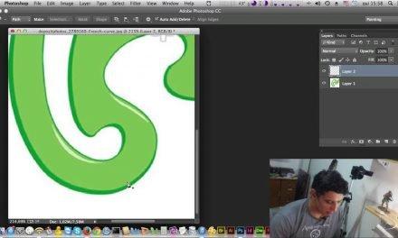 SUPER DICA – Como melhor usar a ferramenta path (pen tool, demarcador)
