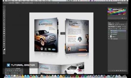SPEEDESIGN – Curso de Design Gráfico – Como fazer um Mockup #3