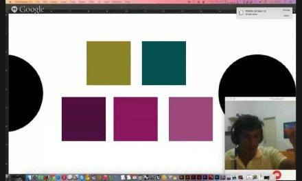 2ª Hangout de Design Gráfico (20/07 às 18h)
