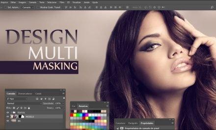 Dica de Photoshop – Como usar multiplas mascaras em uma mesma camada (layer)!
