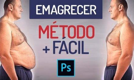 JEITO MAIS FÁCIL de Como emagrecer virtualmente no Photoshop – VEJA!