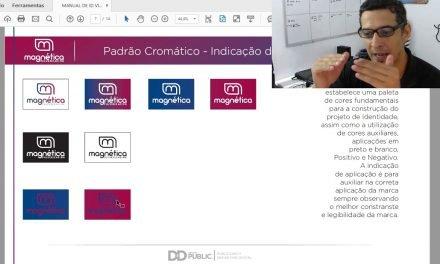 Curso de Design Gráfico – Estudo de caso – CASE MAGNÉTICA
