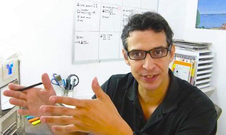 CURSO DE DESIGNER GRÁFICO – Como lidar com a falta de experiência?
