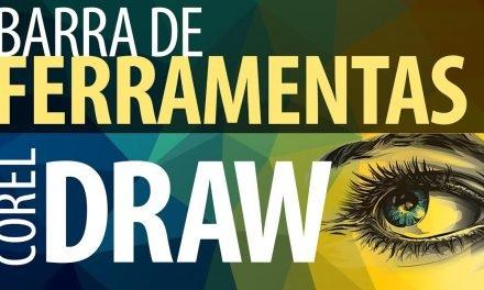 CURSO DE COREL DRAW ONLINE – introdução a Barra de Ferramentas #4