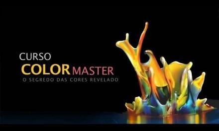 CURSO DE COR PARA CRIATIVOS – Color Master – Curso de Teoria da Cor