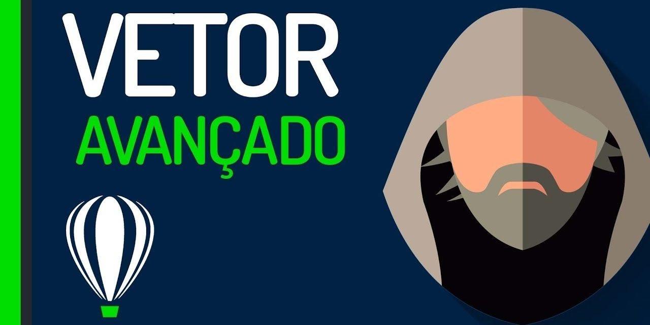 VETORIZAÇÃO AVANÇADA – Como vetorizar logotipo no Corel Draw 2017!