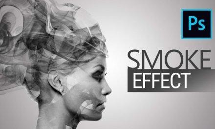 JEITO PROFISSA DE COMO FAZER EFEITO FUMAÇA NO PHOTOSHOP – SMOKE EFFECT – TUTORIAL DE PHOTOSHOP