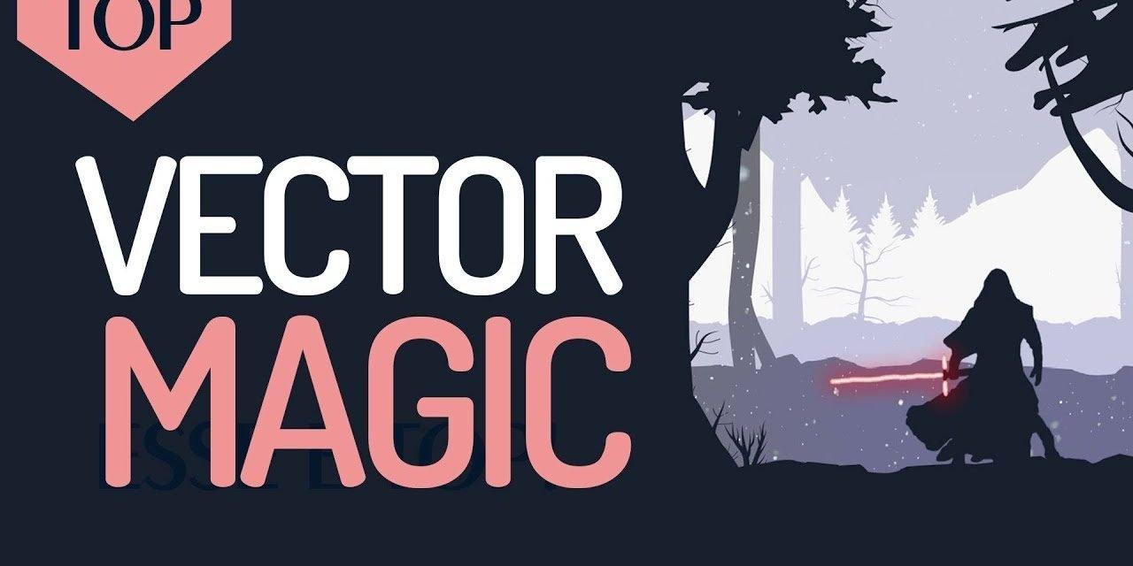 MELHOR PROGRAMA DE COMO VETORIZAR UM LOGOTIPO OU IMAGEM no PC windows 10, 8, 7 | Vector Magic