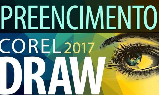PREENCHIMENTO COREL DRAW AVANÇADO – Aprenda como fazer!!! Curso de Corel Draw Online