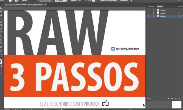 3 SIMPLES PASSOS DE COMO FOTOGRAFAR e trabalhar em RAW – arquivo de imagem RAW vs JPG
