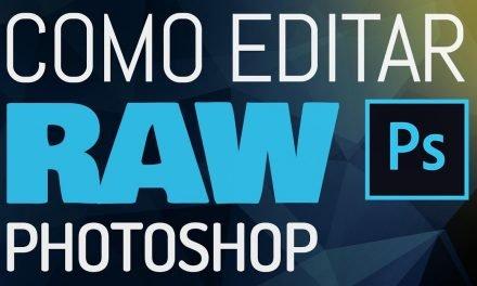DICAS INTERESSANTES de como editar arquivo de imagem RAW no Photoshop CC com o Adobe Camera Raw
