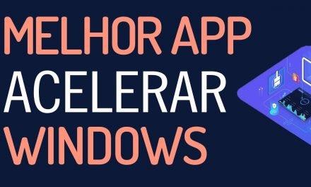 COMO DEIXAR O PC WINDOWS MUITO MAIS RÁPIDO – Melhor programa grátis de como acelerar windows 10, 8 7