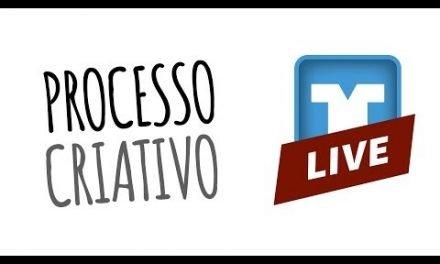 LIVE – PROCESSO CRIATIVO em tempo real – DIA DA MELHOR – ENTRE E PARTICIPE!