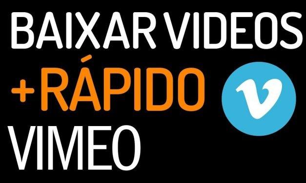 ✅ JEITO +FÁCIL DE COMO BAIXAR VIDEO DO VIMEO – Como fazer download de videos de redes sociais