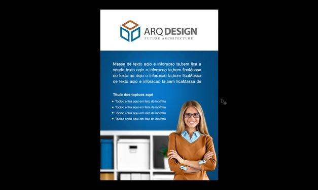 TEORIA DO DESIGN – Análise de Processo Criativo de aluno do Curso de Design Gráfico online.