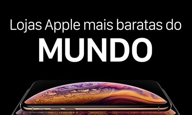 MAC INDEX – DESCUBRA AS LOJAS APPLE MAIS BARATAS DO MUNDO e as mais caras também!