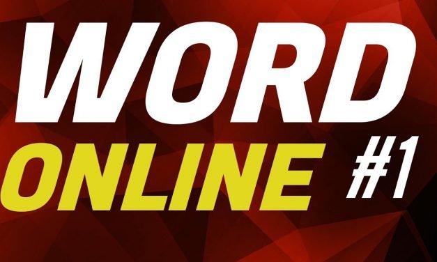 MELHOR PROGRAMA DE COMO EDITAR WORD ONLINE – 3 Alternativas grátis!