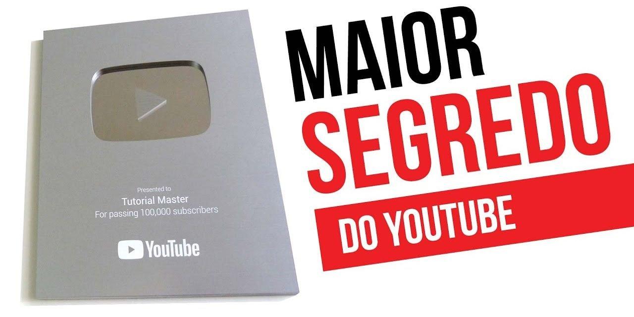 😎 100MIL Inscritos e o MAIOR SEGREDO PARA GANHAR DINHEIRO no Youtube mesmo com poucos inscritos 🏆